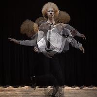 Tap Dancer Ian Berg