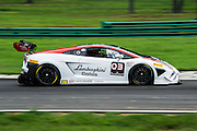 August 22-24, 2014: Virginia International Raceway. #3 Thomas Pilcher, Jota Corse Racing, Lamborghini of Dallas