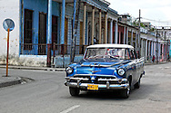 Dodge in Guantanamo, Cuba.