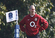 England Training 150312