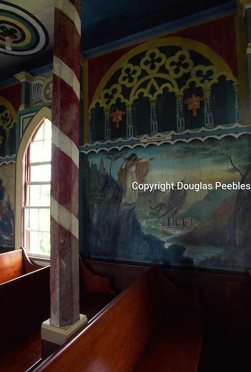 St., Benedict's Painted Church, Island of Hawaii<br />
