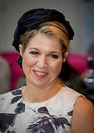 The Hague, 28-09-2017<br /> <br /> <br /> Queen Maxima attend World of Health Care .<br /> <br /> <br /> <br /> <br /> Royalportraits Europe/Bernard Ruebsamen