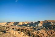 Negev Desert landscape, Israel