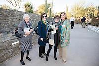 01222015 - Botanical Garden Desert Portal Grand Opening. Photo by Deanna Dent
