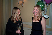 ANYA HINDMARCH; KATE REARDON, Kate Reardon and Michael Roberts host a party to celebrate the launch of Vanity Fair on Couture. The Ballroom, Moet Hennessy, 13 Grosvenor Crescent. London. 27 October 2010. -DO NOT ARCHIVE-© Copyright Photograph by Dafydd Jones. 248 Clapham Rd. London SW9 0PZ. Tel 0207 820 0771. www.dafjones.com.