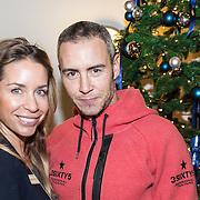 NLD/Amsterdam/20161122 - Lancering XXXL Magazine, Renee Vervoorn en partner Guy van der Reijden
