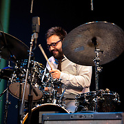 Colin Stranahan, 3rd place finisher of the Thelonius Monk International Jazz Drums competition, performs at the 25th annual Thelonious Monk International Jazz Competition and ?Women, Music and Diplomacy? All-Star Gala Concert at the Kennedy Center in Washington, DC.