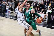 DESCRIZIONE : Bologna Lega serie A 2013/14 Granarolo Bologna Montepaschi Siena<br /> GIOCATORE : Matt Janning<br /> CATEGORIA : palleggio fallo<br /> SQUADRA : Montepaschi Siena<br /> EVENTO : Campionato Lega Serie A 2013-2014<br /> GARA : Granarolo Bologna Montepaschi Siena<br /> DATA : 02/02/2014<br /> SPORT : Pallacanestro<br /> AUTORE : Agenzia Ciamillo-Castoria/M.Marchi<br /> Galleria : Lega Seria A 2013-2014<br /> Fotonotizia : Bologna Lega serie A 2013/14 Granarolo Bologna Montepaschi Siena<br /> Predefinita :