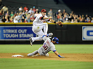 MLB: New York Mets vs Arizona Diamondbacks//20120726