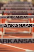 John McDonnell Invitational track meet in Fayetteville, ArkansasUniversity of Arkansas Razorback Men and Women's Track and Field 2007 team....©Wesley Hitt.All Rights Reserved.501-258-0920.