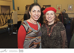 Friends, sponsors, staff, crew, and supporters of the New Zealand International Arts Festival gathered at Wellington's Opera House to celebrate the launch of the 2012 Festival programme guide, and to learn more about what shows will be coming to town in February and March.  The programme was introduced by Wharehoka Wano, former Mayor Kerry Prendergast, Minister for Arts Culture and Heritage Chris Finlayson, and Festival Artistic Director Lissa Twomey.