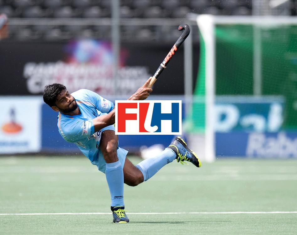 BREDA - Rabobank Hockey Champions Trophy<br /> India - Pakistan<br /> Photo: <br /> COPYRIGHT WORLDSPORTPICS FRANK UIJLENBROEK