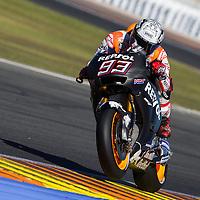 2017 MotoGP World Championship, Round 18, Circuito Ricardo Tormo, Cheste, Valencia, Spain, 15 November, 2016, TEST