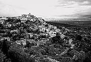 Historic Gordes in the Provence region of southern France.