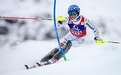 29.12.2014, Hohe Mut, Kühtai, AUT, FIS Ski Weltcup, Kühtai, Slalom, Damen, 1. Durchgang, im Bild Frida Hansdotter (SWE) // Frida Hansdotter of Sweden in action during 1st run of Ladies Slalom of the Kuehtai FIS Ski Alpine World Cup at the Hohe Mut Course in Kuehtai, Austria on 2014/12/29. EXPA Pictures © 2014, PhotoCredit: EXPA/ JFK