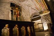 Cripta sepolcrale della chiesa dei Cocchieri