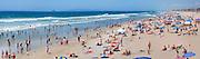 Huntington Beach, Ca, Ocean Waves, People, Beach, Swimming, Tourist, travel