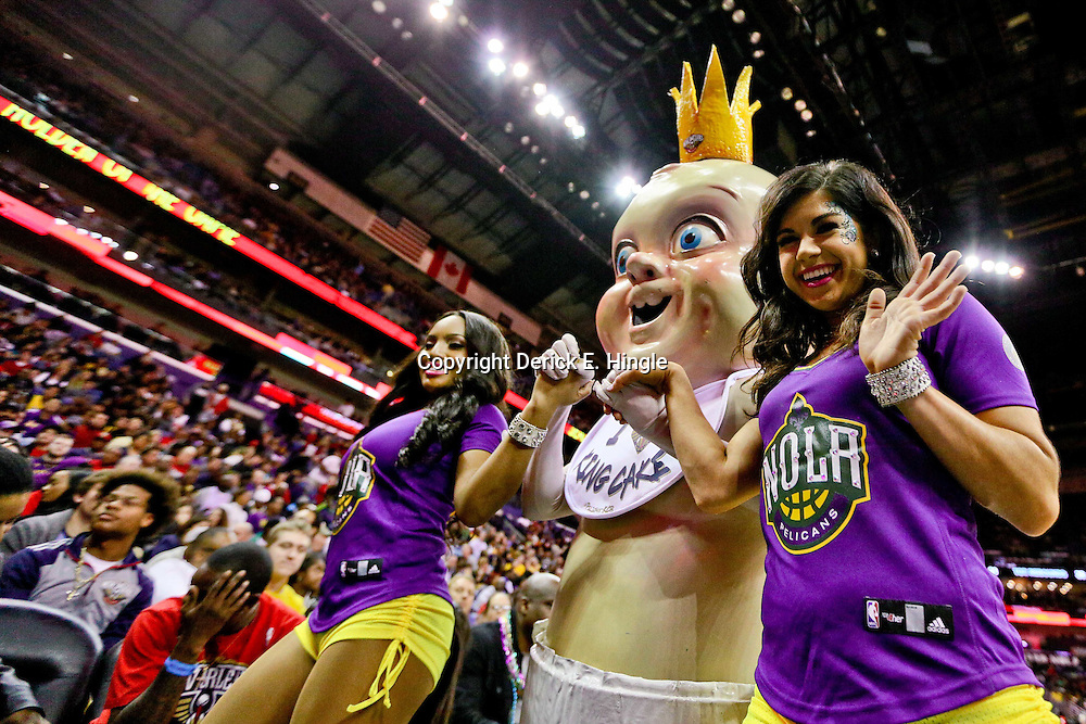 Nba Los Angeles Lakers At New Orleans Pelicans Derick