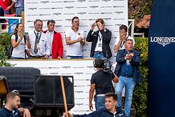 Bruynseels Niels, BEL, Jenson van't Meulenhof<br /> Longines FEI Jumping Nations Cup Final<br /> Challenge Cup - Barcelona 2019<br /> © Dirk Caremans<br />  06/10/2019