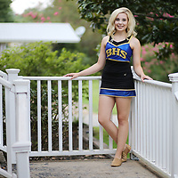 Olivia Jackson of Booneville is raising money to participate in the Macy's Parade.