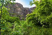 North Dzhendem reserve in Central Balkan