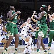 STORRS, CONNECTICUT- NOVEMBER 17: Katie Lou Samuelson #33 of the UConn Huskies watches her shot during the UConn Huskies Vs Baylor Bears NCAA Women's Basketball game at Gampel Pavilion, on November 17th, 2016 in Storrs, Connecticut. (Photo by Tim Clayton/Corbis via Getty Images)