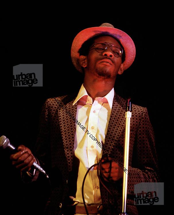 Linton Kwesi Johnson in concert