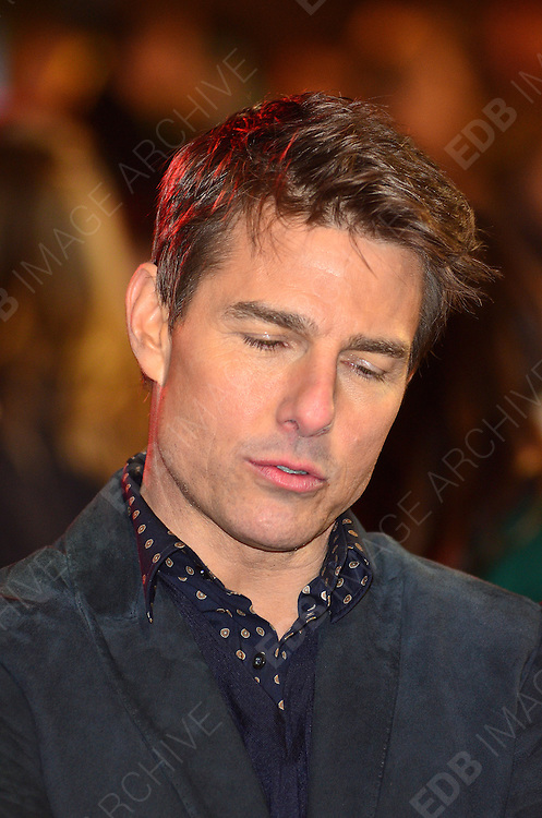 10.DECEMBER.2012. LONDON<br /> <br /> THE WORLD PREMIERE OF 'JACK REACHER' AT THE ODEON LEICESTER SQUARE, LONDON<br /> <br /> BYLINE: EDBIMAGEARCHIVE.CO.UK/JOE ALVAREZ<br /> <br /> *THIS IMAGE IS STRICTLY FOR UK NEWSPAPERS AND MAGAZINES ONLY*<br /> *FOR WORLD WIDE SALES AND WEB USE PLEASE CONTACT EDBIMAGEARCHIVE - 0208 954 5968*