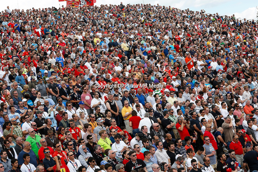 MOTORSPORT - F1 2013 - GRAND PRIX OF CANADA - MONTREAL (CAN) - 07 TO 09/06/2013 - PHOTO FRANCOIS FLAMAND / DPPI - FOULE - CROWD