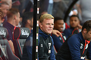 AFC Bournemouth Manager, Eddie Howe during the Premier League match between Bournemouth and Leicester City at the Vitality Stadium, Bournemouth, England on 15 September 2018.