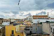 Panoramic view of old town of Bari on 23 February  2018. Christian Mantuano / OneShot