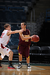Milwaukee - December 27: This image was made during the 2010-2011 Prep Series  game between Fennimore and Fall River on December 27, 2010 at the Bradley Center in Milwaukee, Wisconsin.