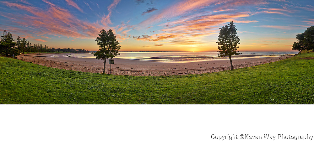 Cosy Corner sunrise