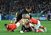 09.Sep.2011; Auckland; Rugby - Neuseeland - Tonga - WM 2011;<br />