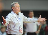 Handball EM Herren 2010 Vorrunde Slowenien - Deutschland 20.01.2010 Zvonimir Serdarusic (Trainer SLO)