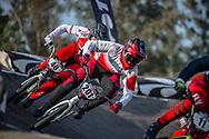 #201 (NAKAI Asuma) JPN at Round 10 of the 2019 UCI BMX Supercross World Cup in Santiago del Estero, Argentina