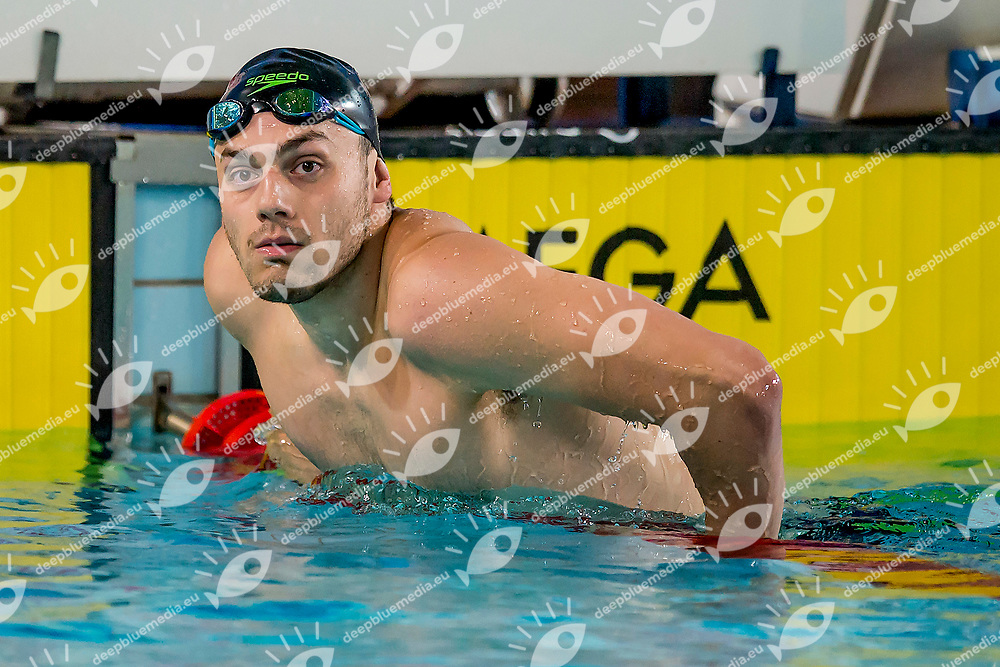 GUY James GBR<br /> 100 Butterfly Men Heats<br /> Mare Nostrum 2017<br /> Monaco, Principality of Monaco <br /> Day02 11-06-2017<br /> Photo Andrea Masini/Deepbluemedia/Insidefoto