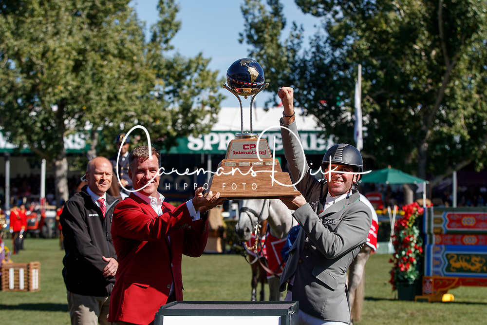 Weishaupt Philipp, GER,  Keith Creel,<br />