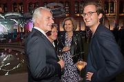 MARTIN ROTH; JOHN PAWSON; CATHERINE PAWSON; BEN PAWSON, V & A Summer party. South Kensington. London. 22 June 2016