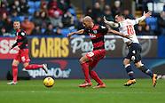 Bolton Wanderers v QPR 20/02/2016