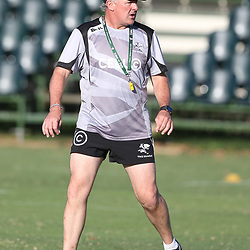DURBAN, SOUTH AFRICA - MARCH 10:  during the Cell C Sharks training session at Growthpoint Kings Park on March 10, 2015 in Durban, South Africa. (Photo by Steve Haag/Gallo Images)