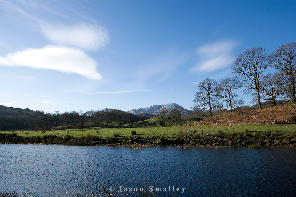 The River Brathay near Elterwater