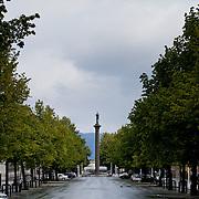 The city of Trondheim. Sor-Trondelag.