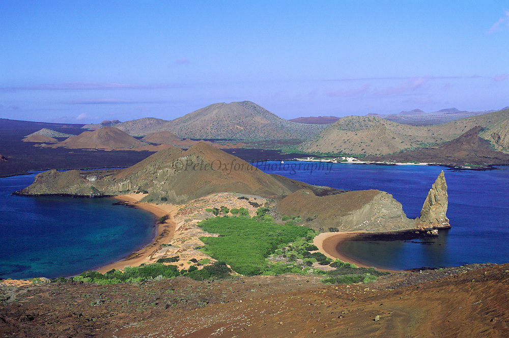 Bartolome Island<br />GALAPAGOS ISLANDS, ECUADOR.  South America