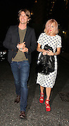 05.SEPTEMBER.2011. LONDON<br /> <br /> JESSE WOOD AND FEARNE COTTON LEAVING THE SAVOY HOTEL IN CENTRAL LONDON AFTER ATTENDING AN EVENING OF COMEDY AND MUSIC IN AID OF FREDDIE MERCURY'S 65TH BIRTHDAY CELEBRATIONS.<br /> <br /> BYLINE: EDBIMAGEARCHIVE.COM<br /> <br /> *THIS IMAGE IS STRICTLY FOR UK NEWSPAPERS AND MAGAZINES ONLY*<br /> *FOR WORLD WIDE SALES AND WEB USE PLEASE CONTACT EDBIMAGEARCHIVE - 0208 954 5968*