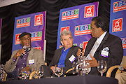 "Creator Talking About a Digital Revolution... ""Armando ; Keith Harris, Chair, Music Tank; Hervré Di Rosa, Painter, Board Memeber, ADAGP; Lamont Dozier, Songerwriter, Performer, BMI; World Copyright Summit at the Ronald Reagan Center, Washington, DC, Tuesday, June 9, 2009."