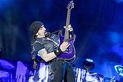 Volbeat auf dem  Hurricane Festival 2014 am Eichenring Scheessel am 21.June 2014. Foto: Rüdiger Knuth