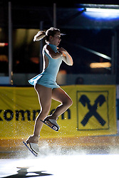 13.11.2010, Eishalle Liebenau, AUT, Icechallenge 2010, im Bild Stina Martini bei der Icegala, EXPA Pictures © 2010, PhotoCredit: EXPA/ Erwin Scheriau
