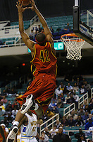19  January 2004:  Mt. Zion's Josh Smith (42) during the North Carolina Scholastic Play-By-Play Classic at the Greensboro Coliseum.  Mandatory Credit: Delane B. Rouse/Icon SMI