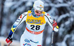27.11.2016, Nordic Arena, Ruka, FIN, FIS Weltcup Langlauf, Nordic Opening, Kuusamo, Damen, im Bild Ida Ingemarsdotter (SWE) // Ida Ingemarsdotter of Sweden during the Ladies FIS Cross Country World Cup of the Nordic Opening at the Nordic Arena in Ruka, Finland on 2016/11/27. EXPA Pictures © 2016, PhotoCredit: EXPA/ JFK